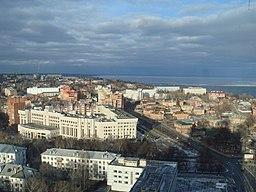 Vy over Uljanovsk.