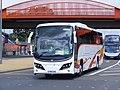 YN12 CSZ Logan, Ballymena. Olympic games vehicle (7713431974).jpg