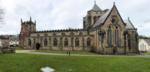 Y Gadeirlan Bangor Cathedral Church, Gwynedd North Wales 03.tif