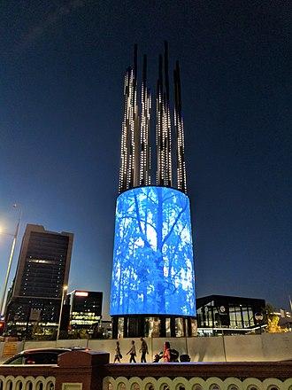 Yagan Square - Digital Tower