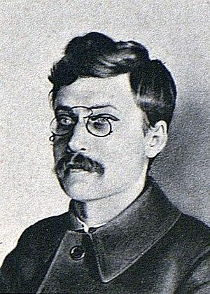 Yemelyan Yaroslavsky - Yaroslavsky in 1917