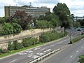 Yeovil District Hospital and Queensway (A30) - geograph.org.uk - 1429926.jpg