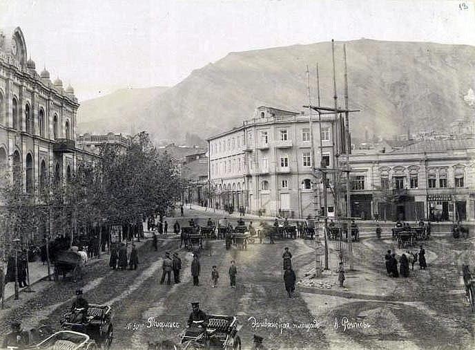Yerevan Square, Tbilisi