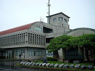 Yomitan - Yomitan Village Hall