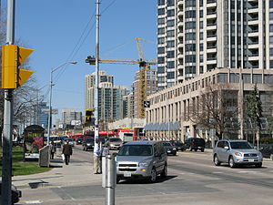 Transit-oriented development - Vicinity of Finch subway station, Toronto