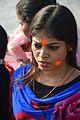 Young Devotee - Chhath Puja Ceremony - Ramkrishnapur Ghat - Howrah 2013-11-09 4146.JPG