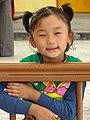 Young Girl in Tsuglagkhang Complex - McLeod Ganj - Himachal Pradesh - India - 02 (26709322301).jpg