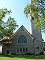 Zürich - Oerlikon - Reformierte Kirche IMG 4470.jpg