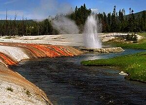 ZFirehole river at Upper Geyser Basin-2008-june edit 2.jpg