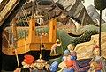 Zanobi strozzi (attr.), ratto di elena, 1450-55 ca. 02 castello e navi.jpg