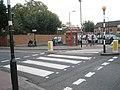 Zebra crossing at the bottom of King Street - geograph.org.uk - 1523544.jpg