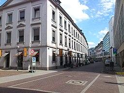 Zirkel in Karlsruhe