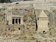 Zkharia Hezir tombs