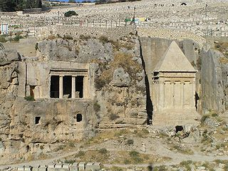 Rock-cut tombs in ancient Israel Aspect of history