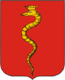Zmiev COA (Kharkov Governorate) (1803).png
