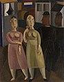 Zondag, Gustave De Smet, (1921), Koninklijk Museum voor Schone Kunsten Antwerpen, 2931.jpg