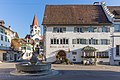 Zum Trauben und Ev. Kirche 20151105.jpg