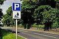 """Picnic area"" sign near Newtownards (2) - geograph.org.uk - 1992137.jpg"