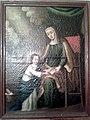 """Santa Ana enseñando leer a la Virgen"". S.XVII. Óleo sobre lienzo..jpg"