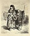 """""""Un mendiant centenaire et sa petite-fille, a Berja"""" (19750657509).jpg"""