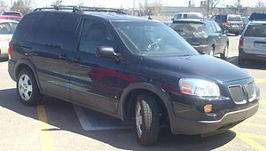 pontiac trans sport wikivisually rh wikivisually com 2007 Pontiac Montana SV6 2008 Pontiac Montana SV6