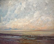 'Marine' by Gustave Courbet, Norton Simon Museum.JPG