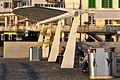'Sonnenanbeter' am Fischmarktplatz respektive Seequai in Rapperswil, an einem Abend im Spätherbst 2011-11-18 15-50-00.jpg