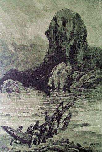 An Antarctic Mystery - The Sphinx