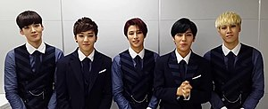 Boys Republic (band) - SAC broadcasting message from Boys Republic.
