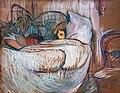 (Albi) Au lit - Toulouse-Lautrec - 1894 MTL.175.jpg