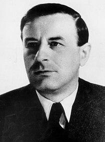 Ágoston Budó (1914-1969) Hungarian physicist.jpg