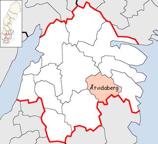 Åtvidaberg Municipality Municipality in Östergötland County, Sweden