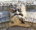 Église Saint-Clair d'Hérouville-Saint-Clair mascaron3.JPG