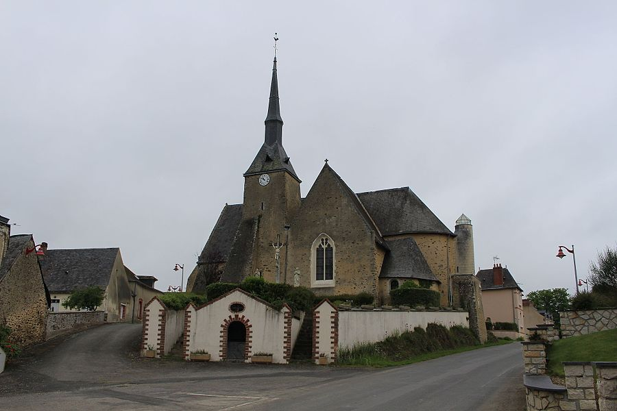 La Chapelle-Craonnaise, Mayenne