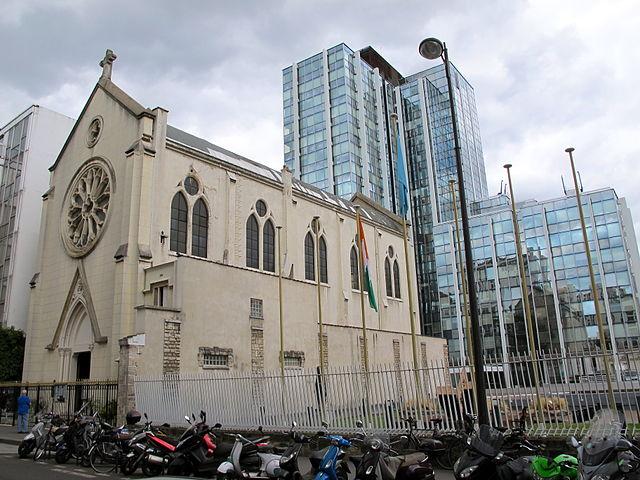Église Sainte-Rita de Paris