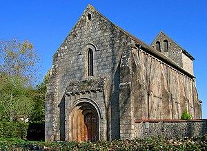 Braize - The church in Braize