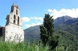 Église d'Ayet en Bethmale. Ariège..jpg