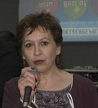 2014 French Senate election - Image: Éliane Assassi