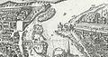 Île Louviers, Île aux Vaches, Île Notre-Dame 1630.jpg