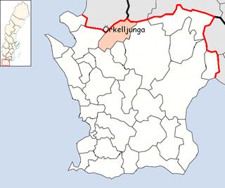 Örkelljunga Municipality Municipality in Skåne County, Sweden