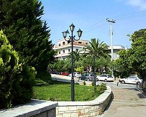 Cholargos - Image: Αισθητική Πόλης χολαργού Greece