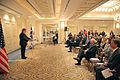 """Ημερίδα «Ελλάδα οι προκλήσεις του σήμερα ευκαιρίες του αύριο» - Conference """"Greece – challenges of today, opportunities of tomorrow"""" (5432651223).jpg"""
