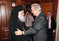 Συνάντηση ΥΠΕΞ Δ. Αβραμόπουλου με τον Αρχιεπίσκοπο Αθηνών και Πάσης Ελλάδος κ. Ιερώνυμο (8450551358).jpg