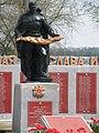 Братська могила радянських воїнів в селі Полтавка Гуляйпільського району.jpg