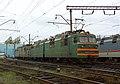 ВЛ80Т-1463, Украина, Кировоградская область, депо Знаменка (Trainpix 208406).jpg
