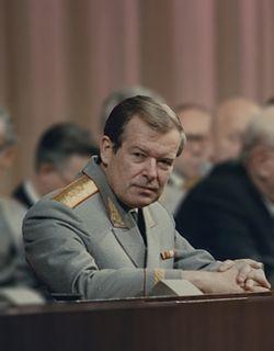 Vadim Bakatin Soviet politician