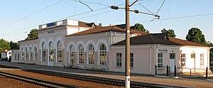 Korsun-Shevchenkivskyi - Railway station