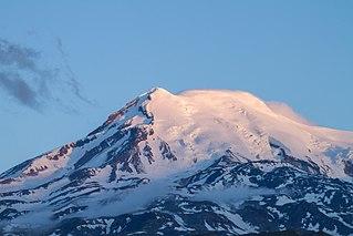 mountain in Russia