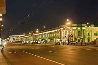 Central Saint Petersburg - Great Gostiny Dvor