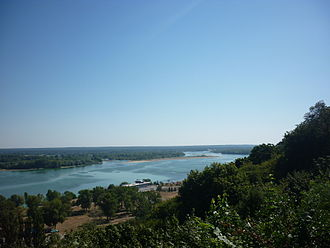 Kaniv - Dnieper River in Kaniv